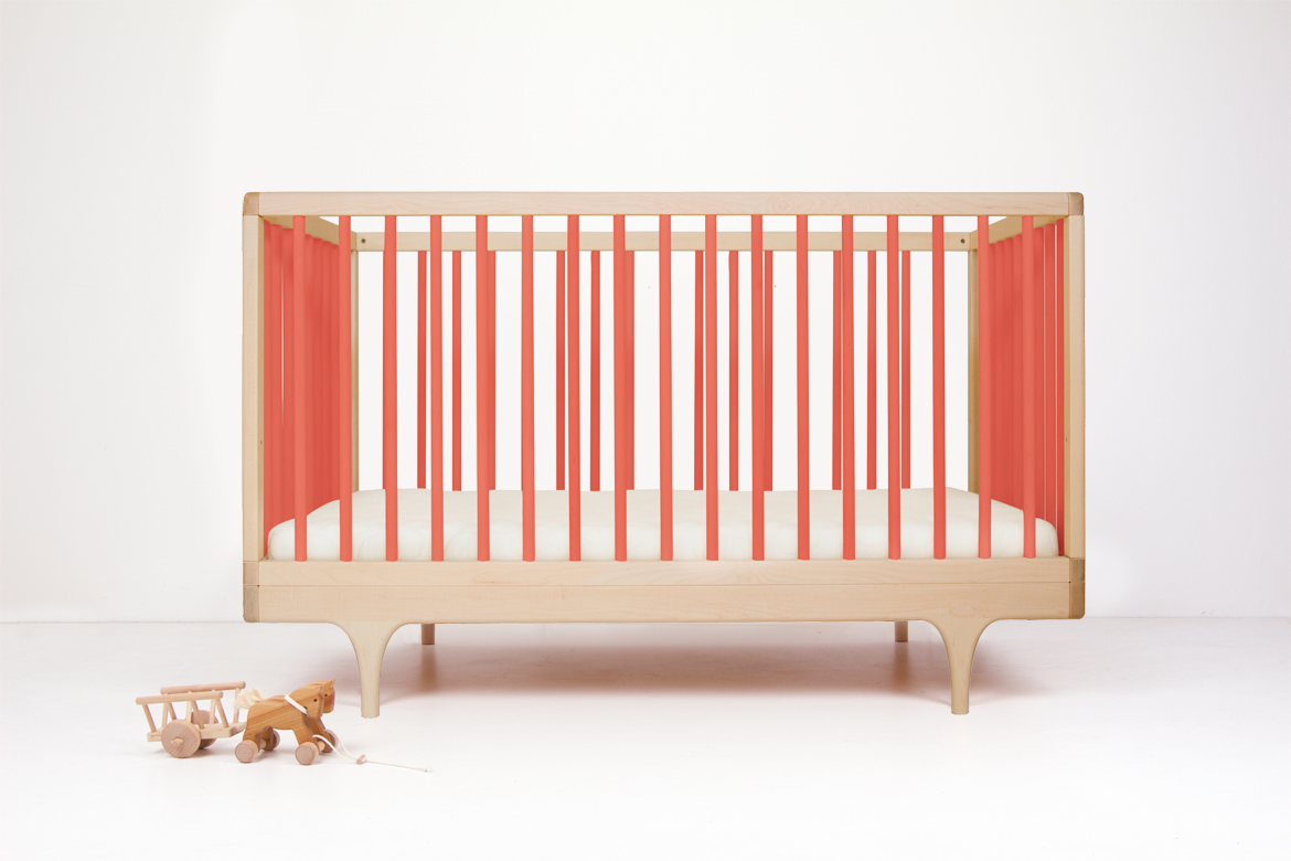 Caravan Crib Coral 'in the wild'